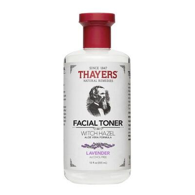 Thayers Lavender Witch Hazel with Aloe Vera - 12 fl oz
