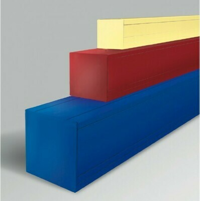 RUNWAY PLUS Carter de protection en coloris RAL, 20 x 20 cm