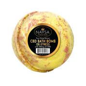 NAYSA CBD 100 mg Destress Bath Bomb