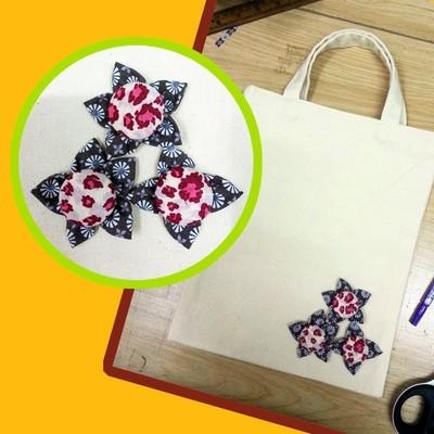 2RS04 布袋製作班入門班(手縫花布鈕及小布袋)