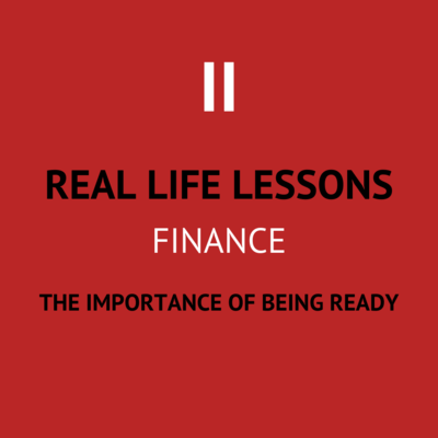 II. The importance of being ready