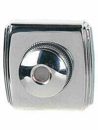 Von Morris Door Hardware Art Deco DoorBell-LARGE