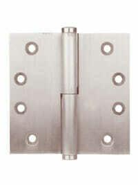 Von Morris Two Knuckle Lift off Door Hinge -3