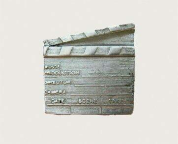 Emenee Decorative Cabinet Hardware Director's Slate Knob 1-1/4
