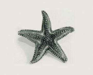 Emenee Decorative Cabinet Hardware Starfish 2-1/4