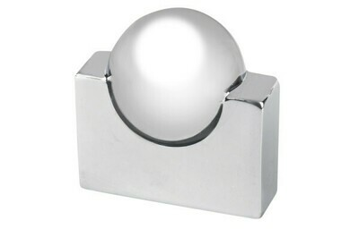 TOPEX DECORATIVE CABINET HARDWARE KNOB WITH CENTER BALL