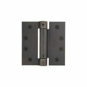 Emtek Door Hardware Spring Hinges ,UL Listed 4