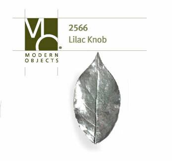 Modern Objects Decorative Hardware Lilac Cabinet Knob
