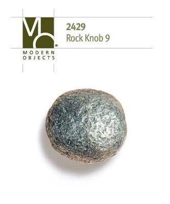 Modern Objects Designer Hardware Rock 9 Cabinet Knob