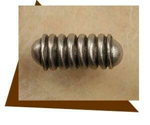 Anne At Home Round-Off Cabinet Knob-Small