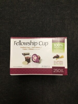 250ct Pre-filled Communion Cups