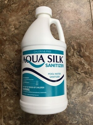 Aquasilk Sanitizer
