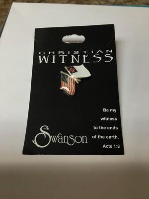 Witness Pin