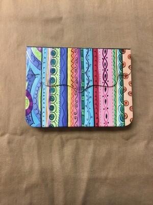 purse pad strip