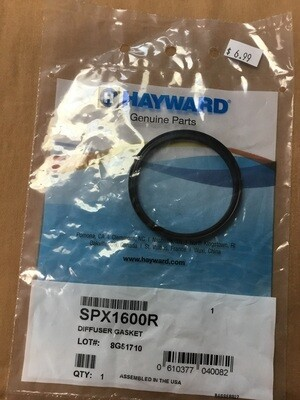 SPX1600R - Diffuser Gasket