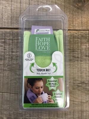 Faith Hope Love Roma Neck Wrap