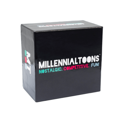 MILLENNIALTOONS CARD GAME SET