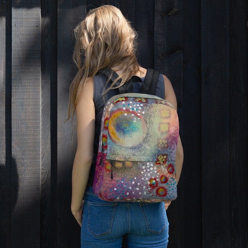 Dreamscape #3 Backpack