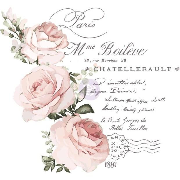Prima Decor Transfer: Chatellerault
