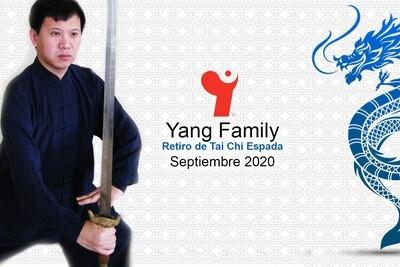 Retiro Tai Chi Espada Familia Yang 2020 Habitación Compartida