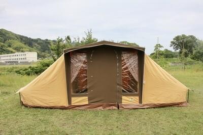 オランダ製 ボラボラスタイル ピラミッド Camping Star × PERRY SPORT