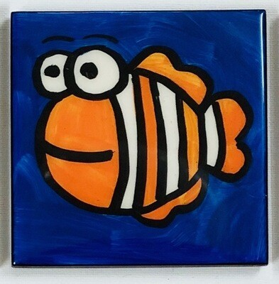 Clown Fish Coaster