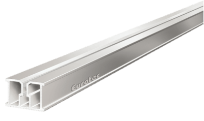 Eveco Aluminium Joists for Decking 39mm x 24mm x 2400mm  (10 Lengths)