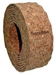 Rolfi, Roll, Cork (corrugated)  4000 x 70 x 6 mm  Pack of 8