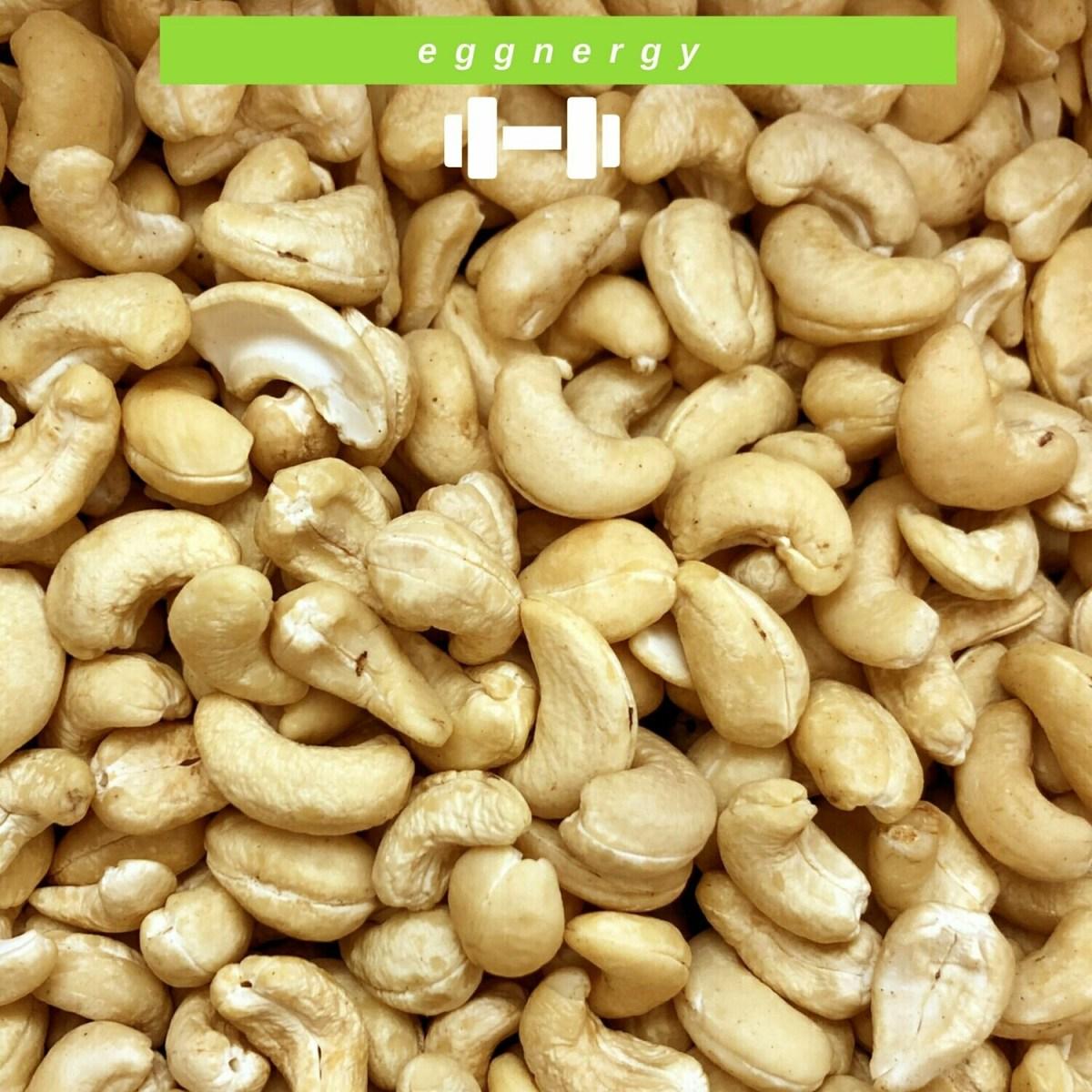 Noix de cajou en 250 g (non salées)