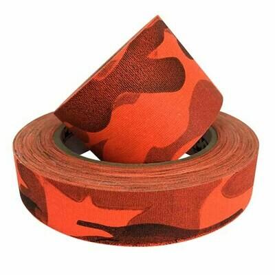 Camouflage Gaffer Tape, Neon Orange