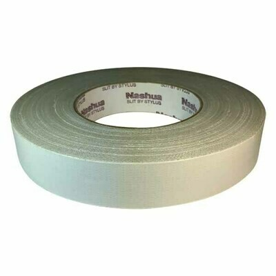 Economy Matte Gaffer Duct Tape, White (Stylus)