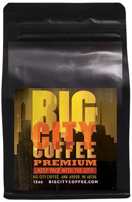 Big City Premium Organic Coffee