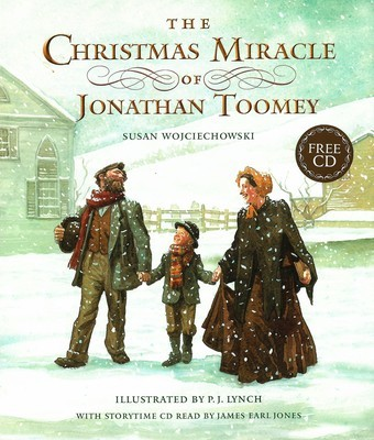 Christmas Miracle of Jonathan Toomey, The  with CD: Gift Edition