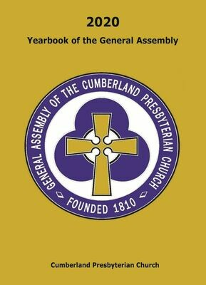 2020 General Assembly Yearbook