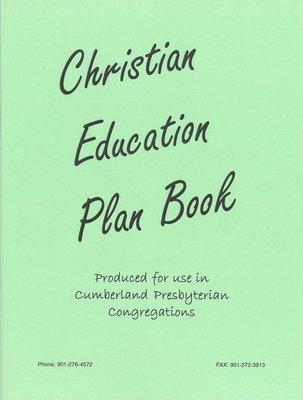 Christian Education Plan Book