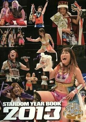 Stardom Year Book 2013 Photobook