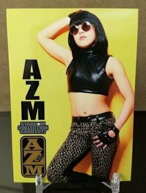AZM 2017 Stardom Base Card