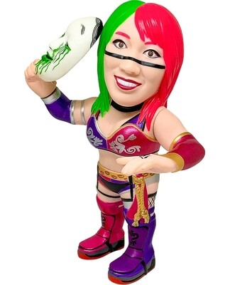 Asuka (Kana) WWE Goodsmile Vinyl Figure *Online Only* Green Mask Version