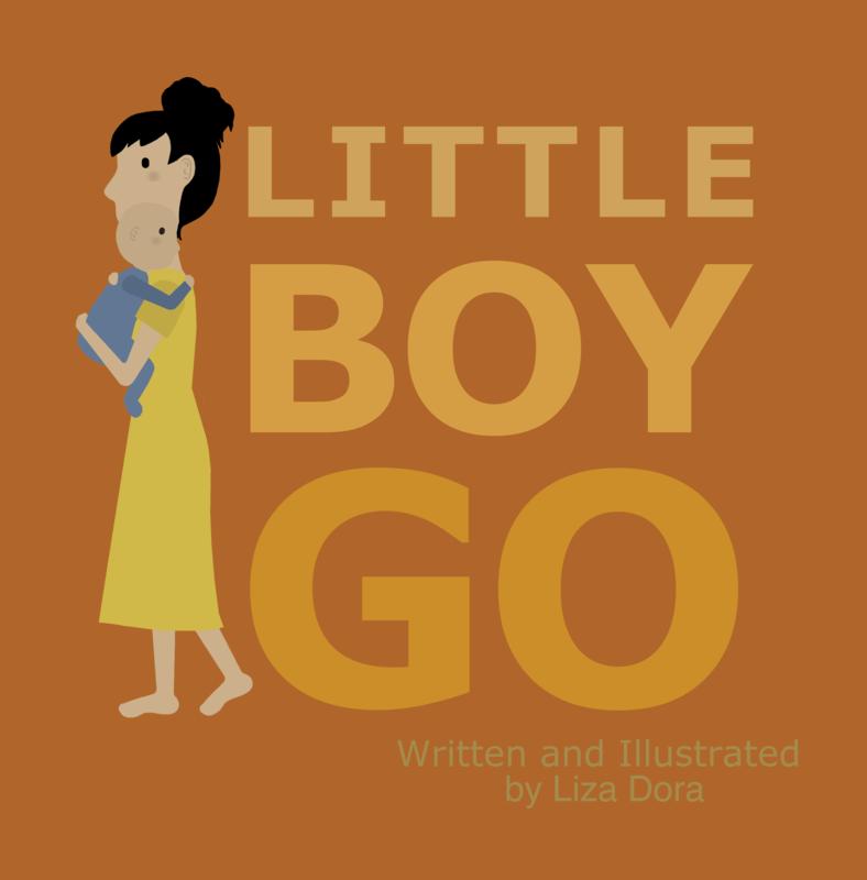 Little Boy Go (Preorder)