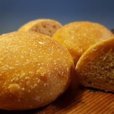 Panini di Farro Monococco (conf da 4 panini - 400g)