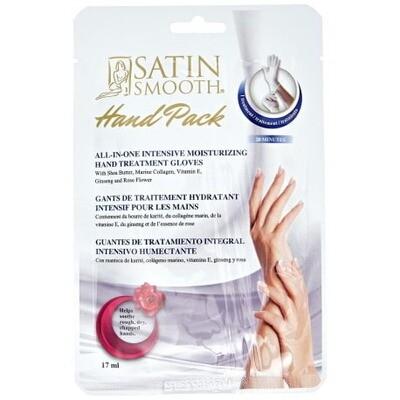 Gants hydratants soin des mains Satin Smooth LA PAIRE