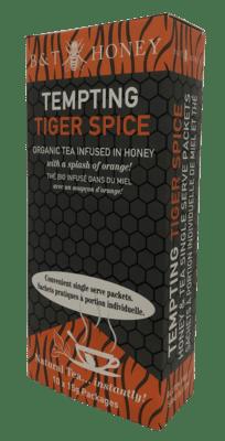 Tempting Tiger Spice Tea Shots
