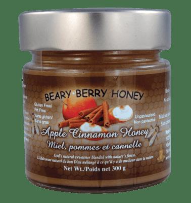 Apple Cinnamon Honey- 300 g