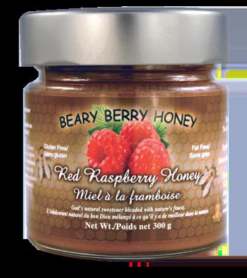 Red Raspberry Honey (300 g)