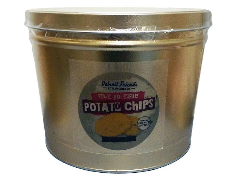 Tin, 1 Flavor (0.5 pound)