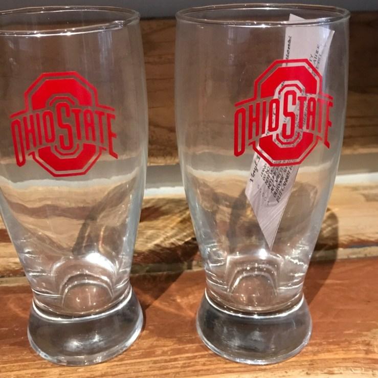 OSU Small Glass