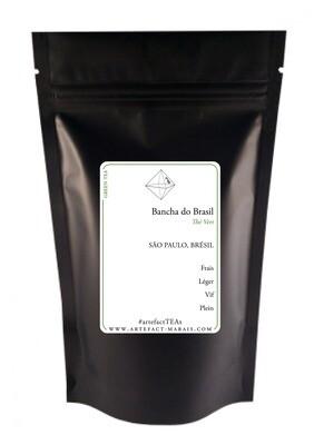 Bancha Do Brasil [Thé vert étuvé] : Paquet de 100g