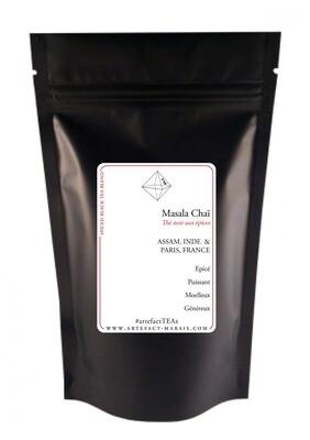 Masala Chaï : Thé noir aux épices