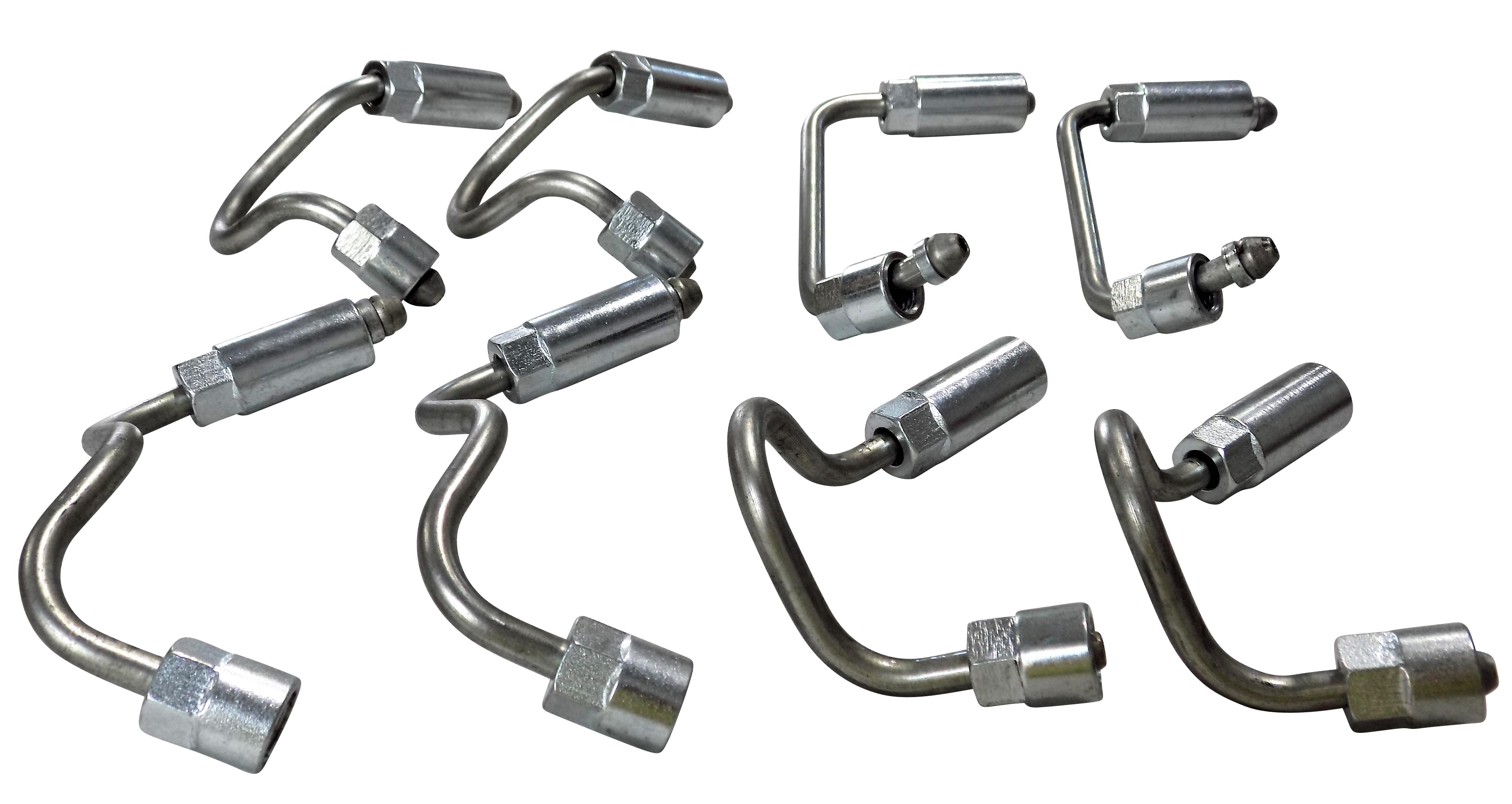 Fuel Rail Injector Lines For 6 6l Lb7 Duramax