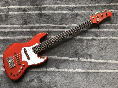 Xotic XJ-1T 5 Candy Orange from 2008